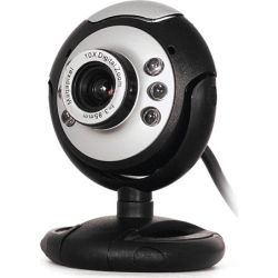 Laser Smart Webcam 1.3 Megapixal