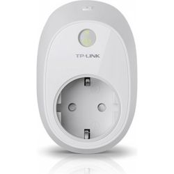 TP-Link TL-HS110, Wi-Fi Smart Plug with Energy Monitoring Home Intelligent Outlet Switch Wireless Timer Power Socket Remote Control Household Devices,