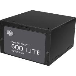 CoolerMaster 600W MasterWatt Lite 230V, 120mm Fan ATX PSU 3yr Wty
