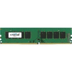 Micron CRUCIAL 4GB DDR4 (UDIMM) Desktop Memory, PC4-21300, 2666MHz, Life Wty