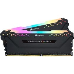 Corsair Vengeance RGB Pro 16GB (2x 8GB) DDR4 3000MHz C15 Desktop Gaming Memory