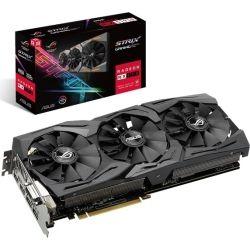 Asus ROG Strix AMD Radeon RX 590 8GB Gaming Video Graphics Card