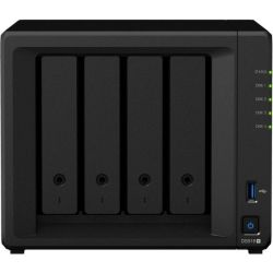 Synology Tax Saver DiskStation DS918+ + 4x WD 4TB Red Hard Drives