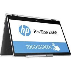 HP Pavilion 14-CD0042TU 14 inch HD Touch 2-in-1 Laptop - Pentium 4415U, 8GB RAM, 1TB HDD, Webcam, WL-AC BT, Win10 Home, 1yr Wty
