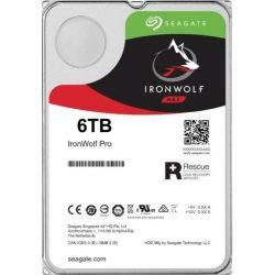 Seagate IronWolf Pro 6TB Enterprise NAS Hard Disk Drive HDD - 3.5 inch, SATA, 256MB