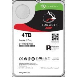 Seagate IronWolf Pro 4TB Enterprise NAS Hard Disk Drive HDD - 3.5 inch, SATA, 128MB