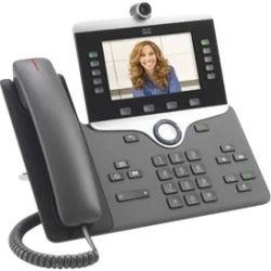 Cisco IP Phone 8845 with MultiPlatform Phone Firmware