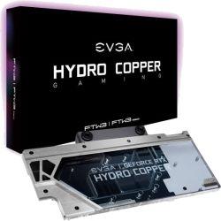 EVGA Hydro Copper Waterblock for EVGA GeForce RTX 2080 FTW3, 400-HC-1289-B1, RGB