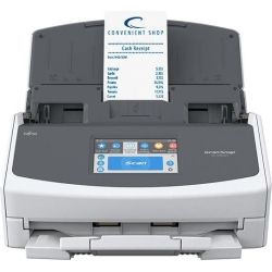 Fujitsu SCANSNAP IX1500 Document Scanner (A4, Duplex) 30 PPM, 50SHT ADF, 600DPI