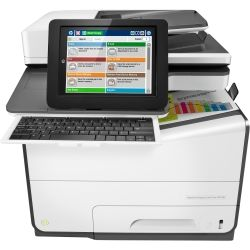 HP PageWide Enterprise Colour Flow MFP 586Z Printer