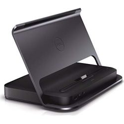 Dell K10A Black Tablet Dock Docking Station for Venue 11 - No PSU - 12 Mth Wty Computer Components