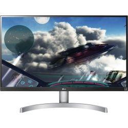 LG 27 inch IPS 4K Monitor - 3840x2160, 16:9, 5ms, 350nits, sRGB99%, 178/178, 60Hz, HDMI, DisplayPort, Hjack, 3yr Wty