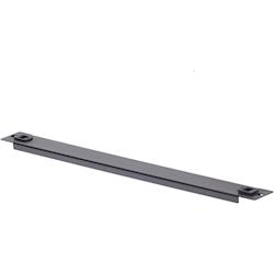 4Cabling 1RU 19 inch Snap-In Metal Blanking Panel