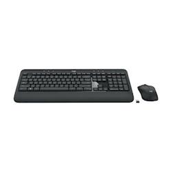 Logitech MK540 Advanced Wireless Keyboard AND MOU