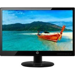 HP 19KA 18.5 inch Monitor - 1366x768, 16:9, VGA, 1yr Wty