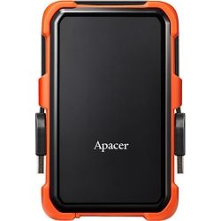 Apacer AC630 1TB External Portable 2.5 inch HDD USB3.1 Shockproof, Water Resistant 1TB