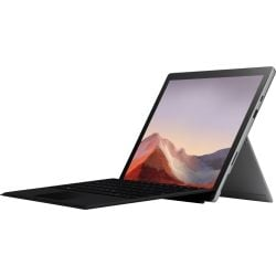Microsoft Surface Pro 7 - i5-1035G4, 8GB RAM, 128GB SSD, 12.3 inch Display, Wi-Fi 6, BT, Win10 Home, 1yr Wty (WIFI6) - Platinum