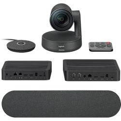 Logitech Rally Plus Ultra-HD ConferenceCam - Rally Plus