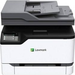 Color MFP; Print/copy/scan/fax; Duplex; 26ppm; wireless; 1GHz Dual-core; 512MB RAM; 2.8-inch e-Task touch screen; 600 x 600 dpi; 1Yr