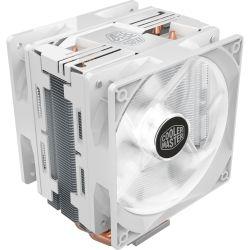 COOLER MASTER HYPER 212 WHITE LED TURBO, 2X WHITE LED FAN, WHITE COVER DESIGN