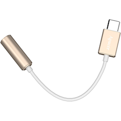 Apacer USB3.0 Type C to 3.5 Audio Cable - Gold