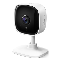 TP-Link C100 Tapo Home Security Wi-Fi Camera, H.264, 1080P, 2-Way Audio, Motion Detect, Night Vision, 2 Years Warranty