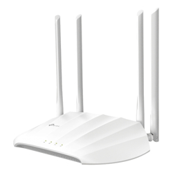 TP-LINK TL-WA1201 AC1200 WIRELESS ACCESS POINT, PASSIVE POE, GbE, ANT(4) 3YR
