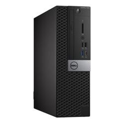 Dell Optiplex 7050 SFF Desktop PC - i3-7100 3.90GHz, 4GB RAM, 128GB SSD, Win10 Pro