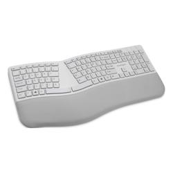 PRO FIT Ergonomic WLESS Keyboard - Grey