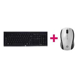 BUNDLE HP Wireless Keyboard and Mouse ( 2 boxes) 3DH83AA + E5E77AA