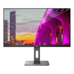 AOC 28  UHD 4K 3840 x 2160,  IPS SRGB 119%, Height Adjust, Pivot. Frameless, HDR Mode, HDMI x 2, DP x 1,USB 3.2 Gen 1 Hub,  Business Monitor