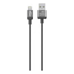 Team Group WC07 MFi certified Lightning Cable Grey 180cm
