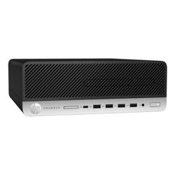 BOX OPENED HP ProDesk 600 G5 -7WK35PA- SFF Intel i5-9500 / 8GB / 256GB SSD / W10P / 3-3-3
