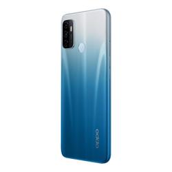 Oppo A53s 128GB Fancy Blue - 6.5  HD+ LED Screen, Qualcomm SM4250 Processor, Dual Sim, 4GB RAM, Tri-Camera, 18W Fast Charging, 5000mAh battery