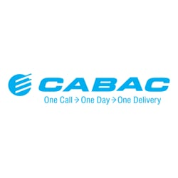 Cabac M6 Cage Nut Screws Black - Single Unit