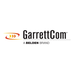 GarrettCom Hardened Gb Ethernet Converter Switch with two open SFP Transceiver Ports and one Gb RJ45