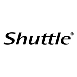 Shuttle XC60J Fanless 3L PC - Cel-J3355, 2x DDR3 SODIMM, 1x 2.5 or 3.5 inch HDD, 8x RS232, USB3.0, M.2, WLAN Opt